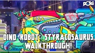 Dino Corps! Dino Robot Styracosaurus!