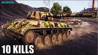 T67 wot ТАКТИКА ПТ-САУ 🌟 КОЛОБАНОВ, ПУЛ World of Tanks
