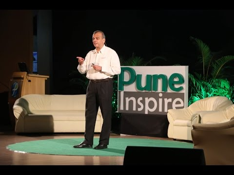 Affordable Healthcare and Healthcare Crisis in India by Dr. Charudutt Apte - Pune Inspire 2014
