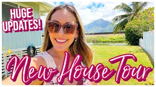 NEW HOUSE TOUR! 🏡🌺 NEW KITCHEN! EXTREME MAKEOVER BEFORE + AFTER UPDATE! @Brianna K Homemaking