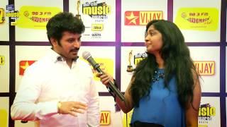 MIRCHI MUSIC AWARDS SOUTH 2014 – PRASANNA ON THE RED CARPET OF MIRCHI MUSIC AWARDS 2014 Vijay tv 06-09-2015