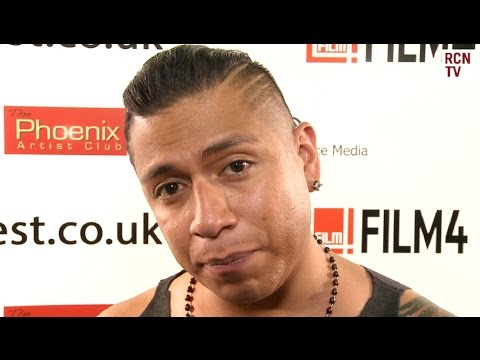 Rudy Youngblood  Wind Walkers Premiere