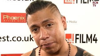Rudy Youngblood Interview Wind Walkers Premiere