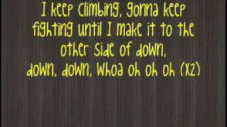 The Other Side of Down - David Archuleta Lyrics
