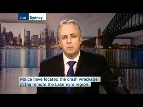 Managing director Mark Scott on helicopter crash