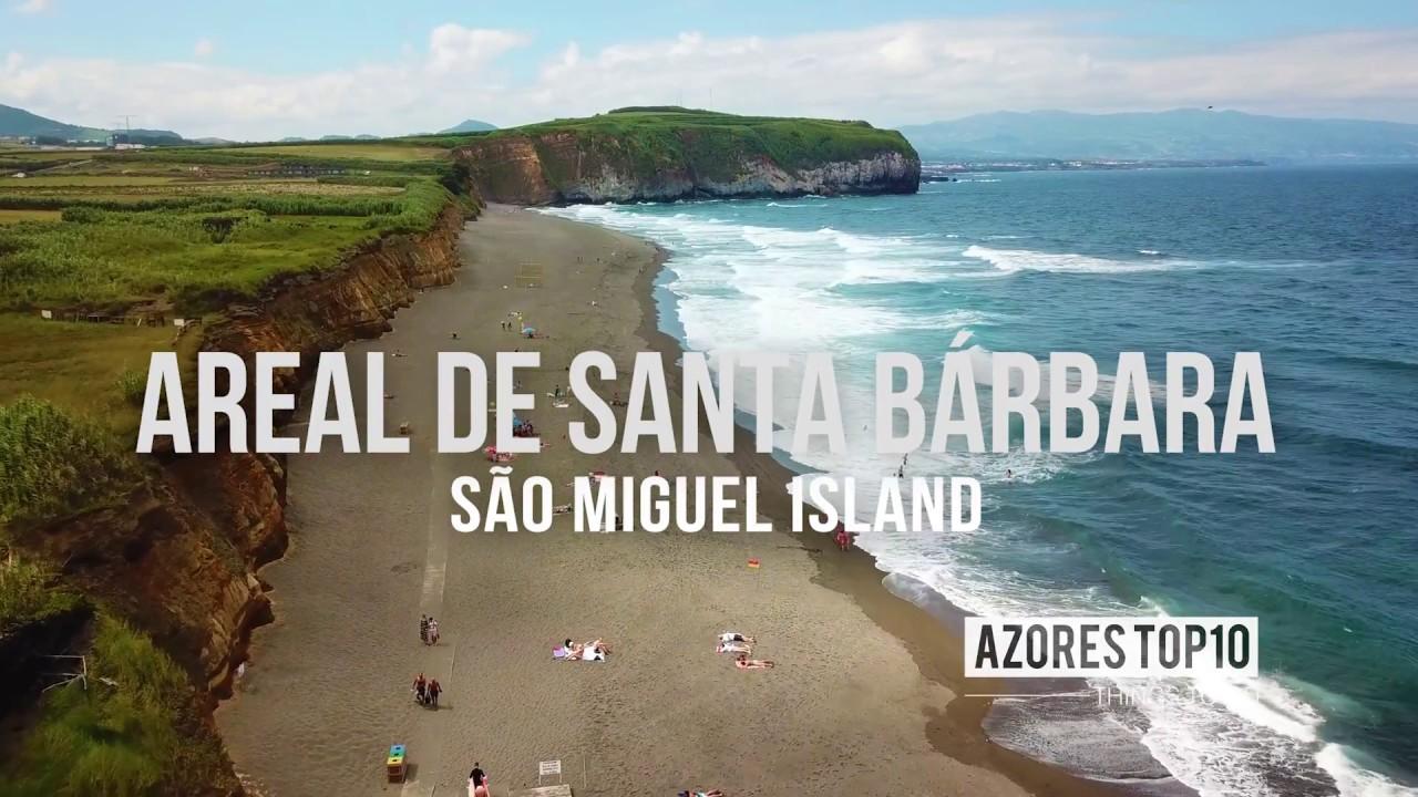 Azores Beaches