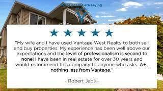 Vantage West Realty Reviews - Sellers Prt. 1