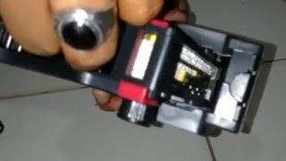 Cara Memasang Label 1 Line Pada Mesin Tembak Harga / Price Labeller MX-5500 Joyko