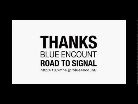 BLUE ENCOUNT/THANKS