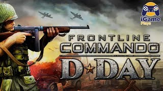 Frontline Commando: D-Day - Utah Campaign - iPhone X Gameplay HD