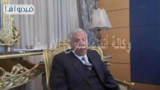 بالفيديو 'اللواء ايمن صالح رئيس هيئة ميناء دمياط يتحدث عن ضبط اكبر شحنة مخدرات يتم ضبطها فى الموان