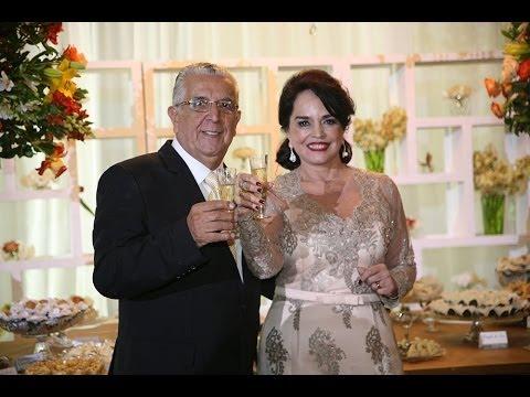 Programa Cidade Viva - Bodas de Ouro Cidinha e Roberto Pires - ...