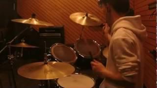Gambar cover 【叩いてみた】ONE OK ROCK「完全感覚Dreamer」 ドラムのみ