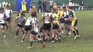 Peninsula Green Beavers vs Danville Oaks  - 2016 Pacific Cup Rugby - Cup Final @ SFGG