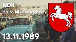 NDR: 'Hallo Niedersachsen' vom 13.11.1989