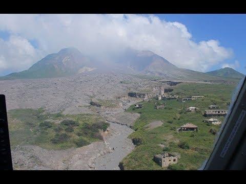 Montserrat Volcano Tour 2018