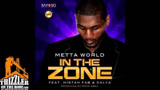Metta World Peace Ft. Mistah F.a.b. & Dalya - In The Zone [thizzler.com]