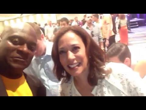 Kamela Harris Interview SF Pride Breakfast - Zennie62