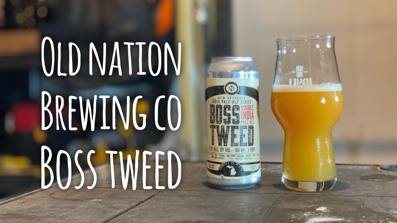 Boss Tweed Beer