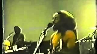 Bob Marley - Zimbabwe (studio rehearsals)