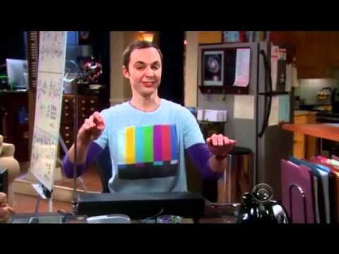 Sheldon's Theremin