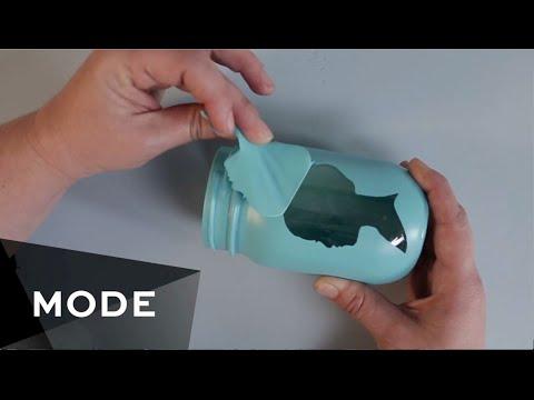 3 DIY Mason Jars | Glam It Yourself