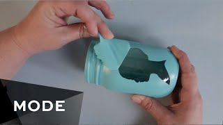 3 DIY Mason Jars   Glam It Yourself