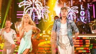 Jay McGuiness & Aliona Vilani Salsa to 'Cuba' - Strictly Come Dancing: 2015