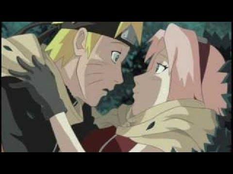 NARUTO KISS SAKURA! NARUTO X SAKURA EMOTIONAL MOMENTS ナルト サクラ キス 何話