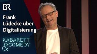 Frank Lüdecke über die Digitalisierung in Deutschland