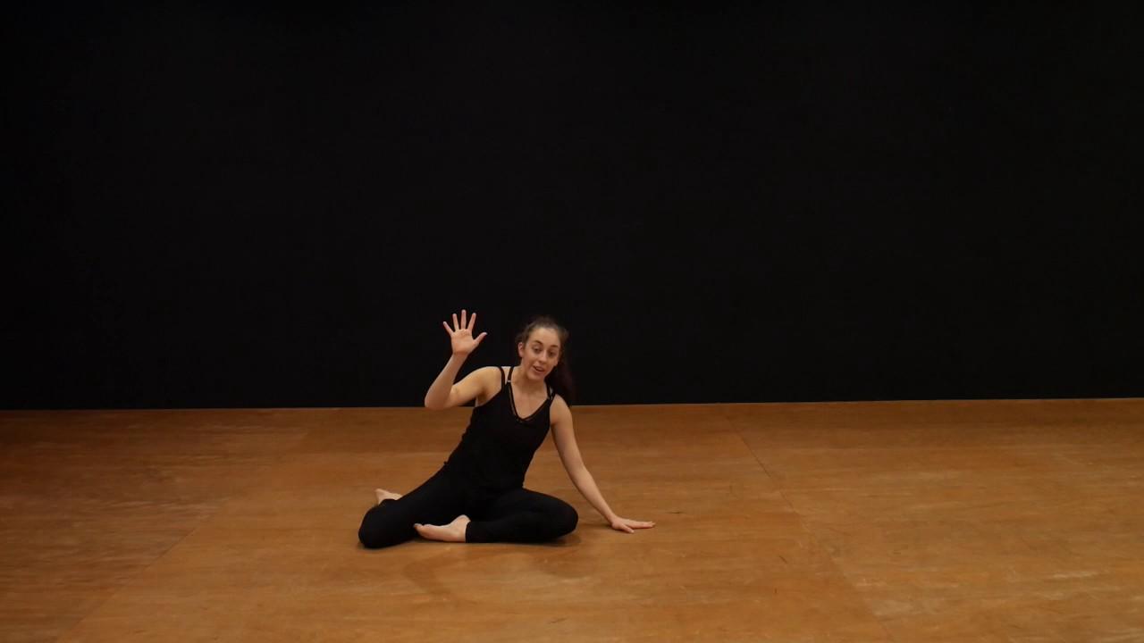 Shoulder Stand Dance