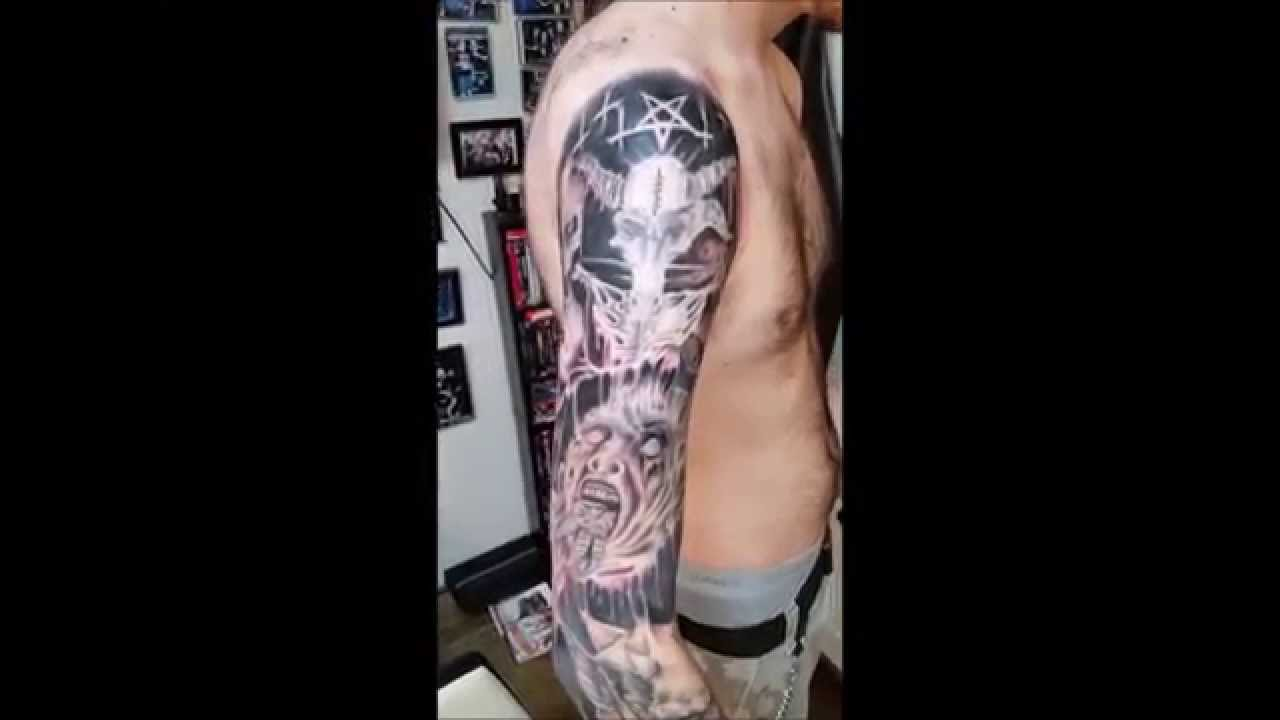 Tattoos pictures metal heavy Best 55+
