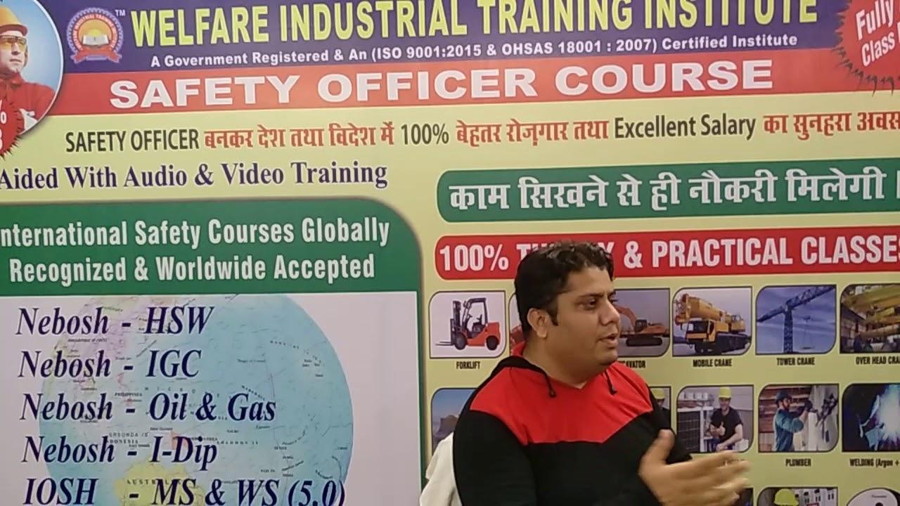 Welfare Industrial Training Institute: 9162187216 / 9031409612