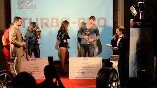 Награждение Maxpowercars 2013. TurboPro.
