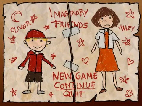 Image result for Imaginary friend puzzles