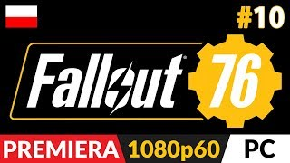 Fallout 76 PL z Arlinką  FABUŁA odc.10 (#10) - Live ⛺️ Długa droga do przyjaźni z Rose