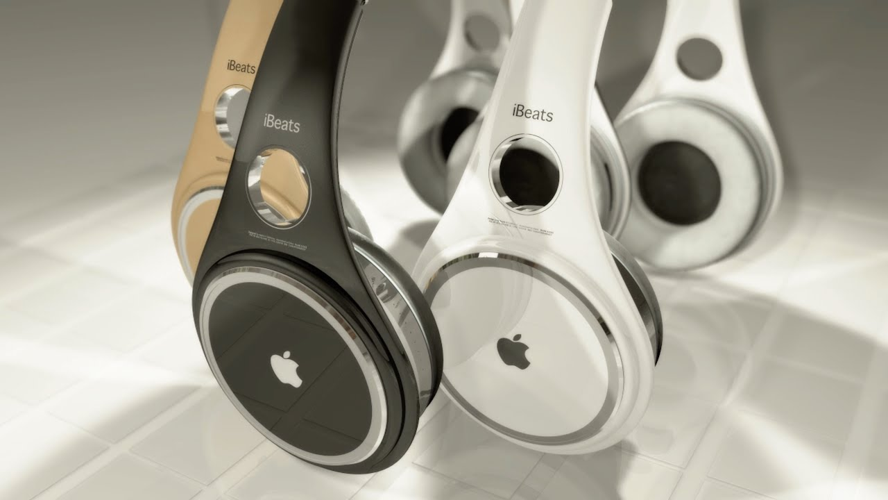 Apple iBeats 2014 Headphones Concept