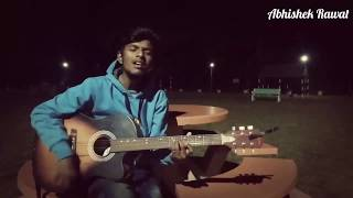 Aadat Unplugged Jal Band Atif Aslam Guitar Cover Abhishek Rawat.mp3