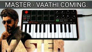 Master - Vaathi Coming | BGM | Daniel Victor
