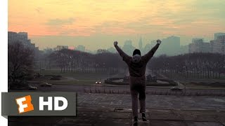 Rocky (8/10) Movie CLIP - Gonna Fly Now (1976) HD
