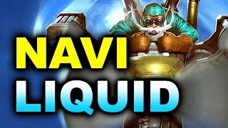 NAVI vs LIQUID - Winners Bracket - ESL Genting 2018 Minor DOTA 2