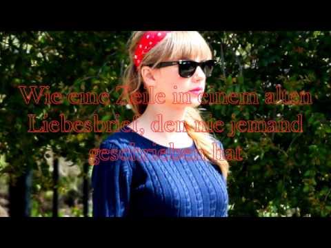 All Night Diner;Taylor Swift Deutsche Übersetzung