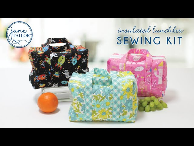 Insulated Lunchbox Sewing Kit