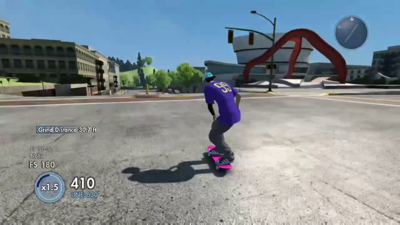 how to play skate 3