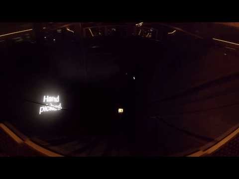 360 video: Lykavitos Cable Car, Athens, Greece