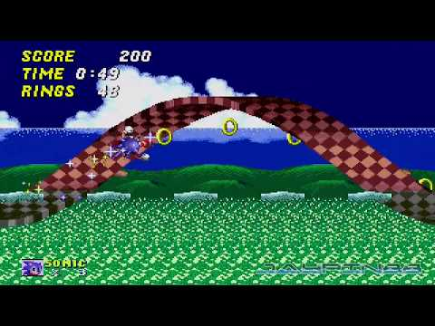 Sonic 2 CD Remix (SHC 18) || Walkthrough (720p/60fps)