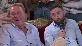 Harry Redknapp meets Harry Redknapp