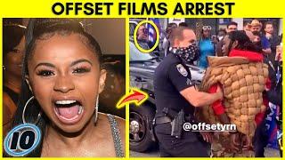 Cardi B Furious As Offset Livestreams His Arrest