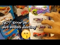 GOT Hot Wheels ERROR when Hot Wheels Hunting at Local Store 2017