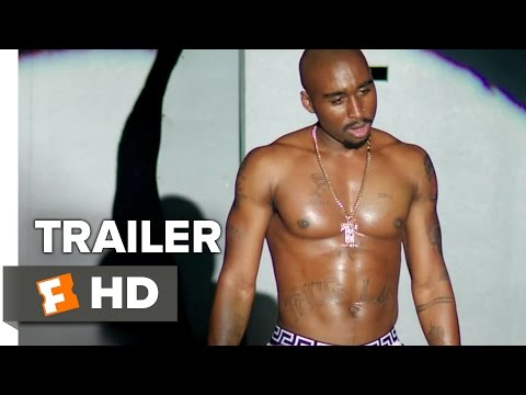 All Eyez on Me Official Teaser Trailer #1 (2016) - Tupac Shakur Biopic HD